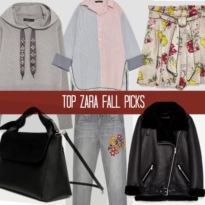 Top Zara FallMust-Haves