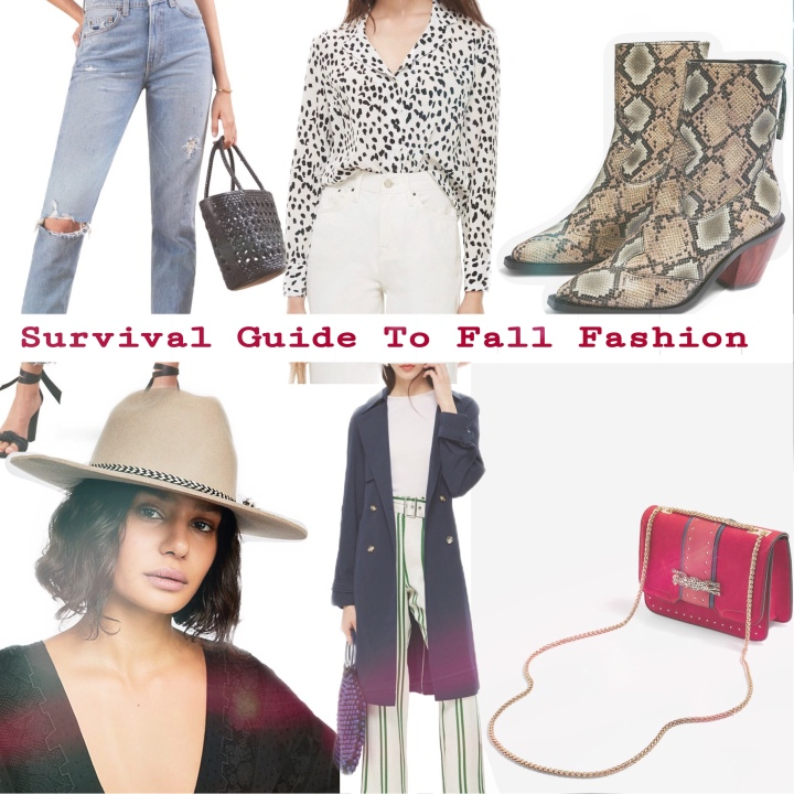 Survival Guide To Fall Fashion